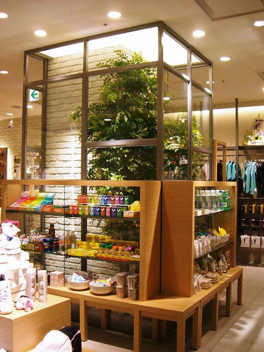 丸井新宿店 フィールド